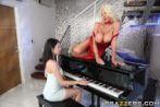 Piano Pussy Practice | Jade Baker & Nicolette Shea