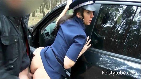 Fucking the police -feistytube.com