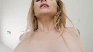 SisLovesMe – Big Dick Stepbrother Gets Teased By Kinky Blonde
